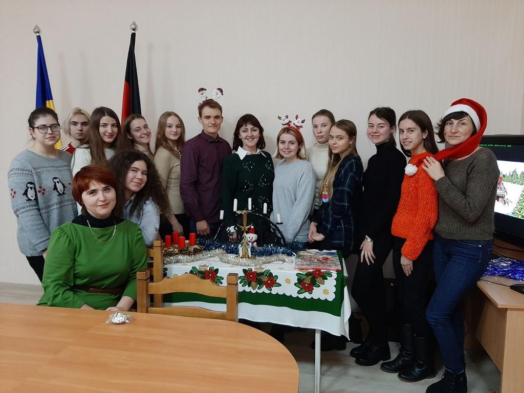 Адвент по-німецьки: студенти-філологи позмагалися у знаннях традицій