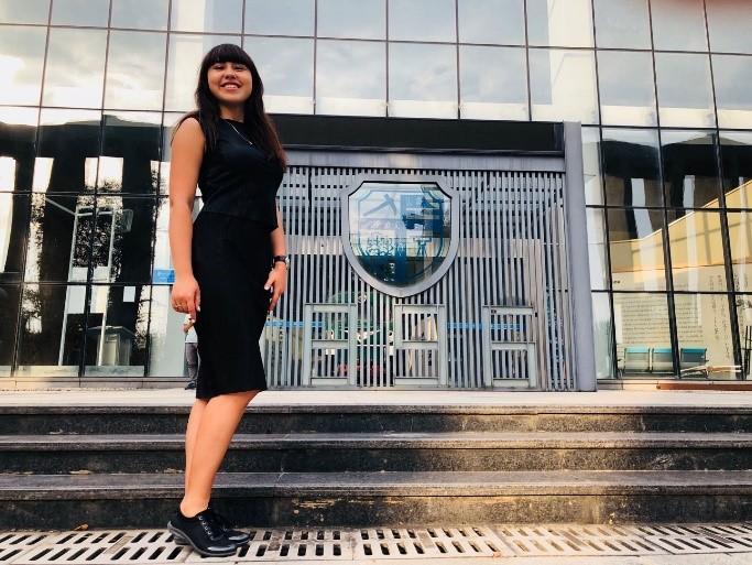Навчання у Китаї: студентка університету поділилась досвідом