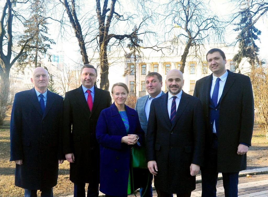 Університет став співзасновником Асоціації «Нафта і Газ України»