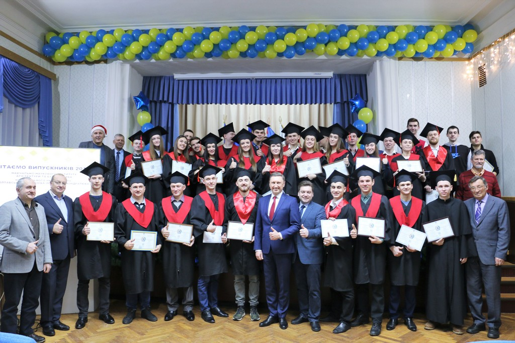 Першими випускниками політехніки стали магістри Навчально-наукового інституту архітектури та будівництва