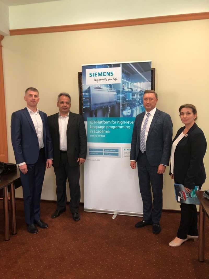 Найбільша європейська технологічна компанія відкриває навчально-науковий центр в ПолтНТУ