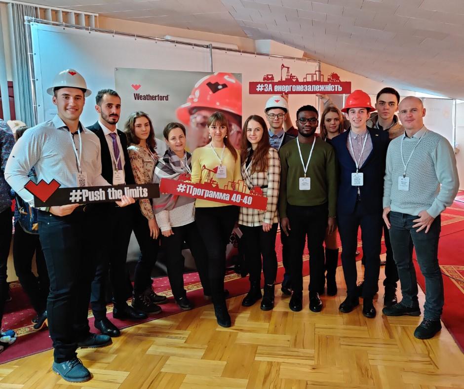 Студенти взяли участь у першому в Україні SEG воркшопі, присвяченому наукам про Землю