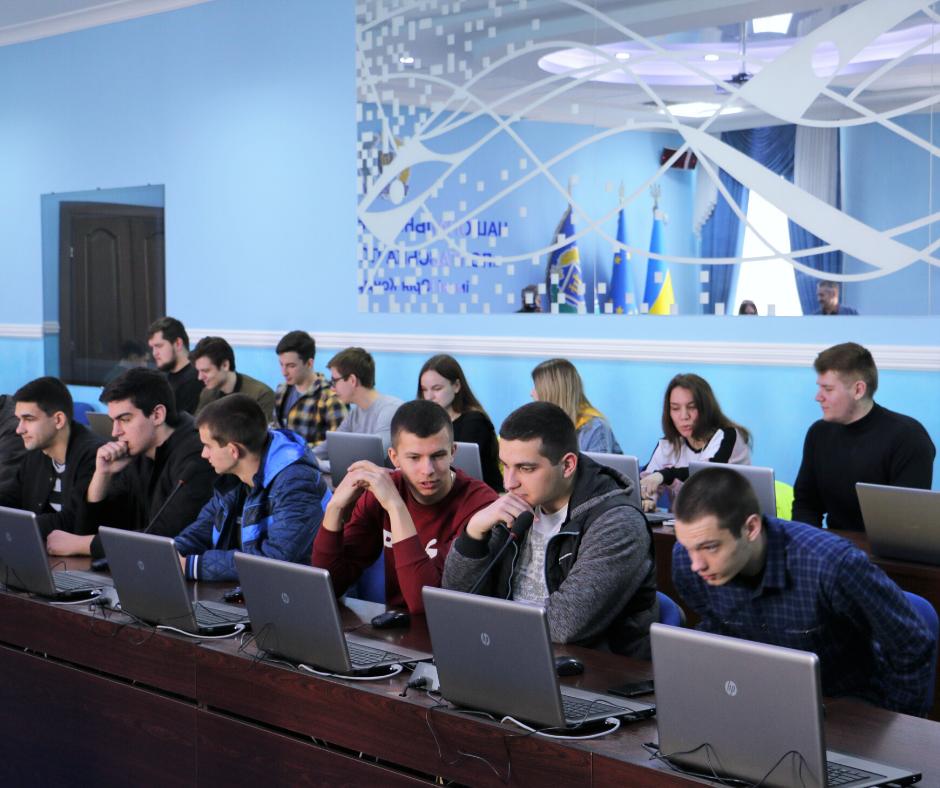 Студенти пройшли тест професійної компетентності за вимогами для персоналу нафтогазових компаній