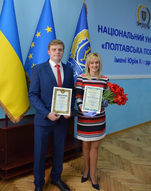 Магістр ННІФЕМ став абсолютним переможцем конкурсу наукових робіт зі спеціалізації «Фінансова безпека»
