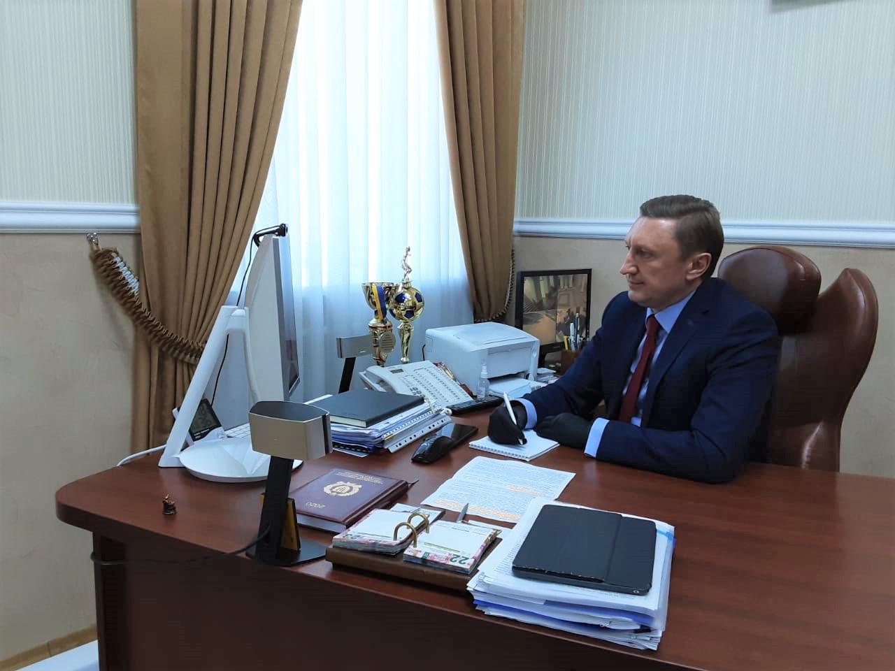Ректор узяв участь у нараді з парламентським Комітетом з питань освіти, науки та інновацій