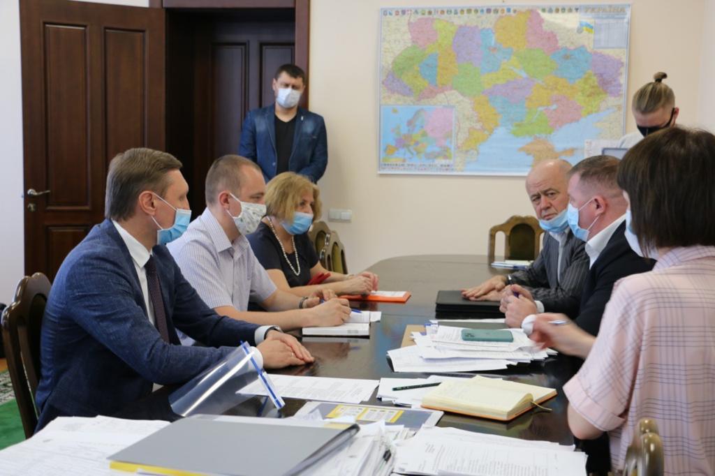 Університет долучився до забезпечення засобами захисту усіх пунктів ЗНО-2020 на Полтавщині