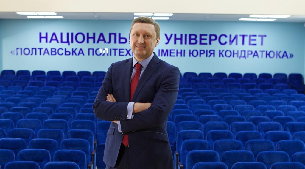 Ректор Володимир Онищенко нагороджений орденом «За заслуги» ІІІ ступеня