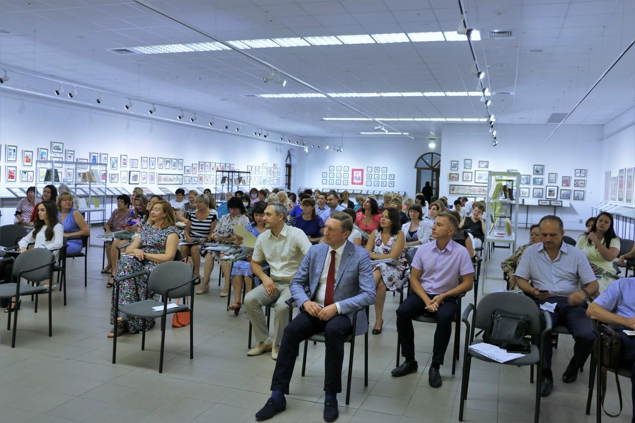 Ректор політехніки взяв участь у педконференції «Візія реформування освіти Полтави»