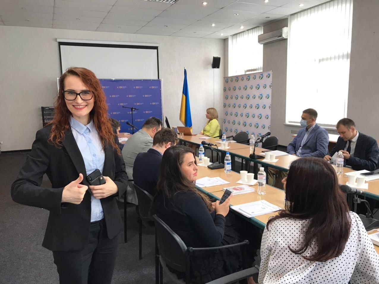 Науковці політехніки представили успішні кейси діяльності на першому Всеукраїнському форумі молодих учених